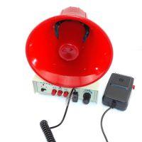 车载MP3录音喊话器 商务播放器 10秒录音扩音喇叭 宣传扩音叫卖
