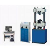 专业生产WEW-300B微机屏显空心砖压力试验机