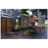 淄博西餐厅装修设计-装潢设计