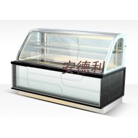 供应安德利A3大理石双弧蛋糕柜 蛋糕冷藏展示柜