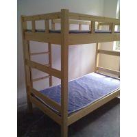 成都实木公寓床 学生架子床厂家直销 贝贝乐家具