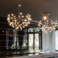 创意个性艺术设计师吊灯客厅餐厅moooi树枝叶子后现代工程展厅灯