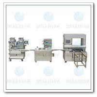 月饼摆盘机 月饼生产机 自动压月饼机