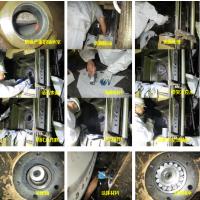 武汉索雷现场修复齿轮箱轴承室磨损