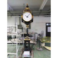 康巴丝独立生产商业景观钟街区景观建筑钟kts-15