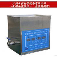 昆山舒美 台式数控超声波清洗机 KQ-600DB 不锈钢超声清洗仪