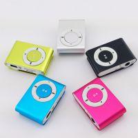 厂家批发 插卡 无屏mp3插卡播放器 插卡夹子MP3 迷你MP3低价出售