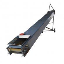 爬坡输送机 装卸输送机 工业生产线优化设计