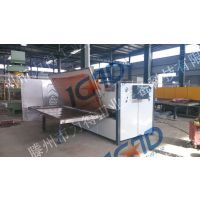 厂家诚信经营力得钢制门木纹转印机设备