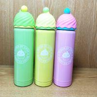 冰淇淋保温杯时尚随行杯食品级保温杯vacuum cup可爱的保温杯