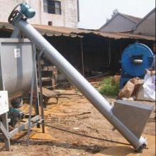 加工生产不锈钢面粉螺旋输送机A8