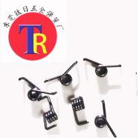 东莞扭簧生产供应厂家扁线扭簧弹簧双扭簧