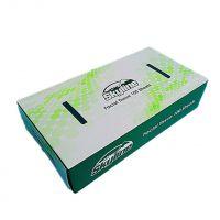 卫生间用纸巾盒 广告餐巾纸盒 150抽抽纸盒 定做纸抽厂家 设计