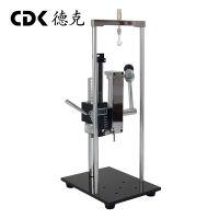 供应德克DST手压式拉压测试架 专为NK HF系列推拉力计配备 手压式操作 简单稳固 可配数显标尺。