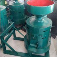 鼎信厂家批发定做小型碾米机 碾米粉碎组合机