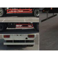 解放牌7米6飞翼车翼展车两翼车 4.75排量翼开启厢式车厂家价格
