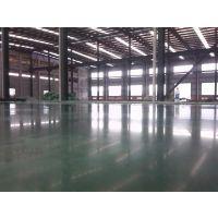 广州黄埔夏港金刚砂硬化施工--联和金刚砂耐磨地坪固化