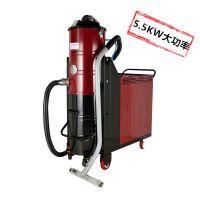 车间吸焊渣用大型工业吸尘器 三相电大功率吸尘器