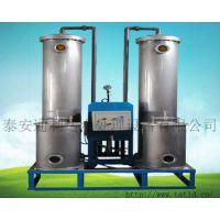 安徽8T冷库用全自动软化水设备保证水循环