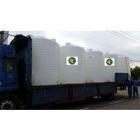 10立方塑料水箱 10吨全塑储罐 10000L污水处理罐 净水箱