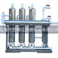 供应大型锅炉软化水处理设备
