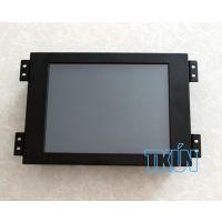 TKUN有10.4寸强固型嵌入式电阻触摸屏工业触控液晶显示器T104SVGA