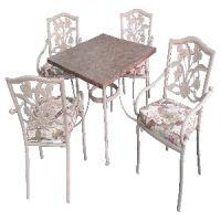价位合理的铸铝户外套餐桌椅批销