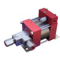 供应气驱液体增压泵 高压液压泵站