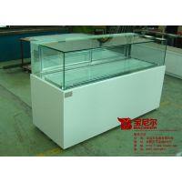 郑州水果保鲜展示柜 冰柜展示柜多少钱合肥宝尼尔专业生产供应