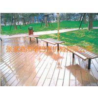 木塑型材生产线YF400