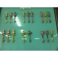 克孜勒苏金属钥匙扣定做博尔塔拉个性锌合金钥匙扣制作厂家