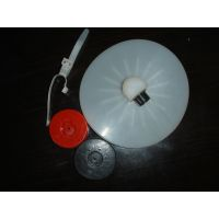 EVA土工膜热熔垫片3mm超厚热熔垫片