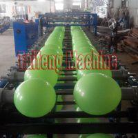 专业供应气球彩印广告气球印刷机乳胶气球机