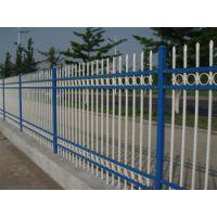 现货供应江苏无锡方管围墙栏杆@新型组装锌钢护栏