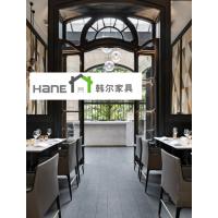 供应徐汇区餐厅工程家具 复古订做实木餐桌椅 ?韩尔供应