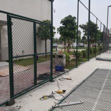 社区球场护栏网现货 江门组装式球场护栏 广州山坡隔离网