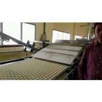 供应全自动薯脆饼干生产线_上海奎宏食品机械厂 薯脆饼干生产线
