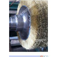 钢丝辊 钢丝刷辊 钢丝辊刷 机械刷辊 抛光钢丝辊 除锈钢丝辊