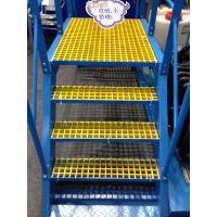 源特生产踏步板 插接异型钢格栅板 质优价廉