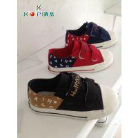 晓喆2015热销新品儿童帆布鞋 户外休闲童鞋(xiojor04)