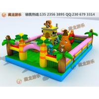 儿童游乐设备的运营和保养方法,小型充气城堡户外广场儿童充气蹦床,儿童游乐设备展览会