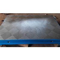 无锡焊接平台平板,是用于工件检测或划线的平面基准器具,铸铁平台