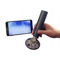 便携式无线显微镜手机WIFI显微镜/自动变焦显微镜无线数码电子放大镜
