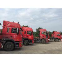 广州南沙港码头出口货运集装箱拖车运输