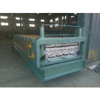 供应沧州亨福840/900型双层彩钢压瓦机