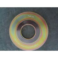 金属缠绕垫片|骏驰出品电厂专用耐高温高压内外环金属缠绕垫片GB/T4622.2-2008
