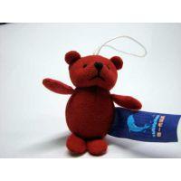 专业定制企业礼品毛绒玩具厂家毛绒玩具小熊挂件
