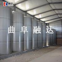 定制 上门定制不锈钢酒罐 融达304材质酒酿酒设备 葡萄酒发酵罐