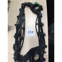 供应APV H17型板式换热器不锈钢板片 橡胶垫圈