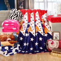 狄维士品牌精品毛毯礼品团购厂家直销批发加厚保暖清仓